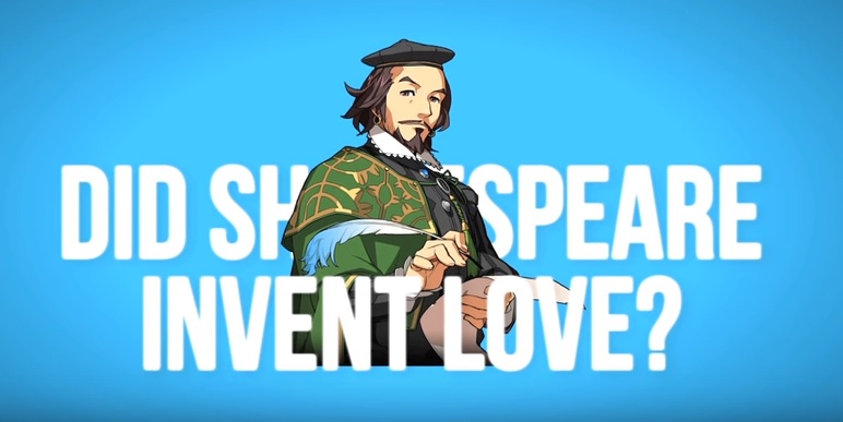 Did Shakespeare Invent Love?